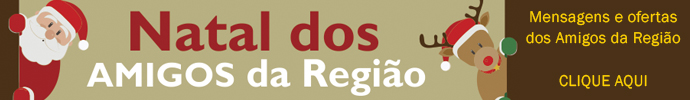 NATAL AMIGOS DA REGIÃO 2016