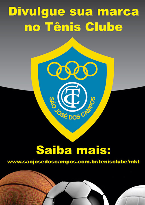 T�nis clube S�o Jos�