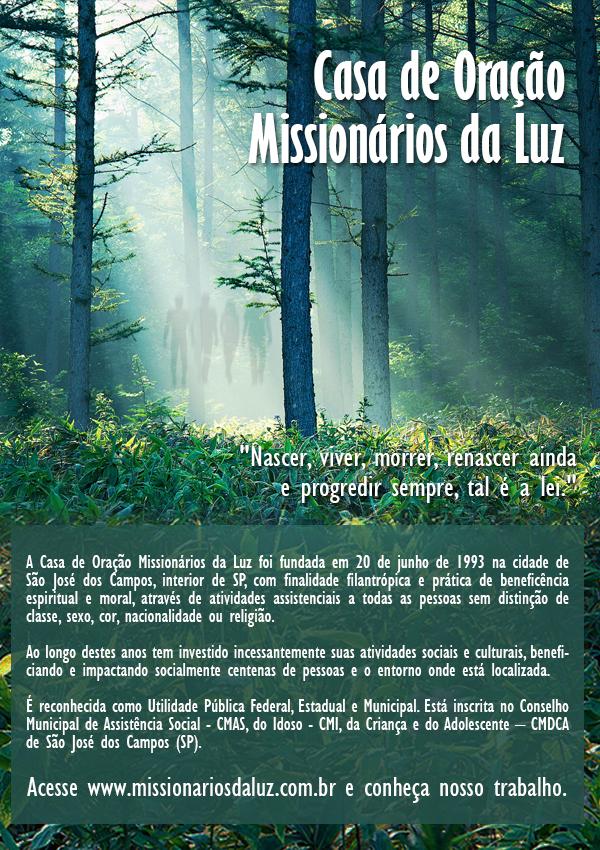 Casa de Oração Missionários da Luz