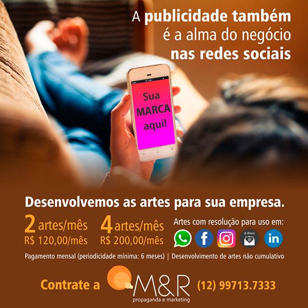 M&R PROPAGANDA E MKT